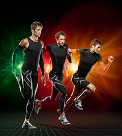 2XU athletes